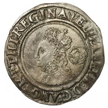 Elizabeth I Silver Sixpence 1561