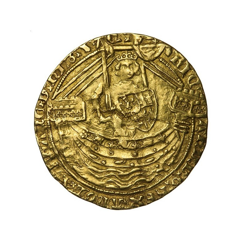 Richard II Gold Noble