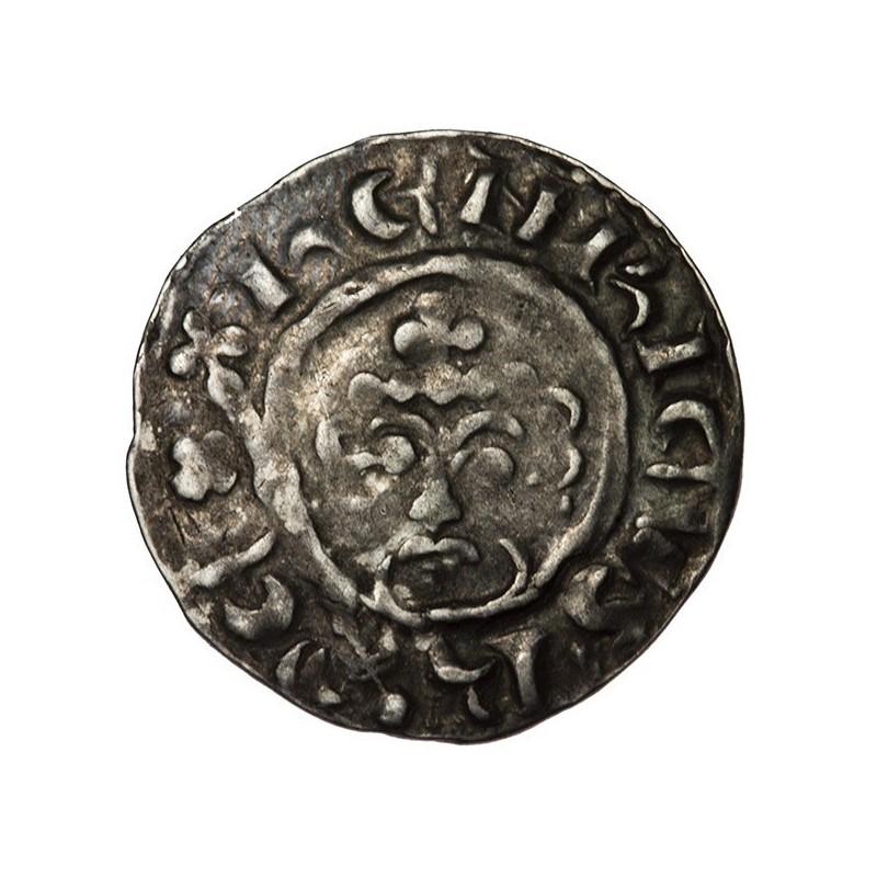 Henry II Silver Penny 1c