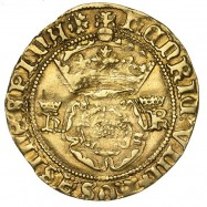 Henry VIII Gold Crown