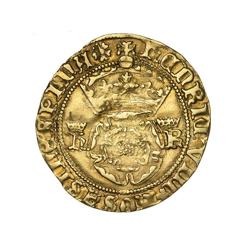 Henry VIII Gold Crown