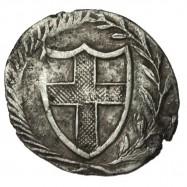 Commonwealth Silver Halfgroat
