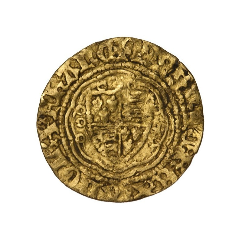 Henry V Gold Quarter Noble