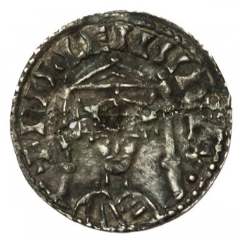 William I 'Canopy' Silver Penny