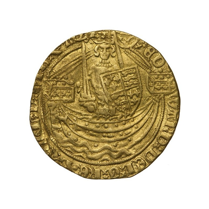 Edward III Gold Half Noble