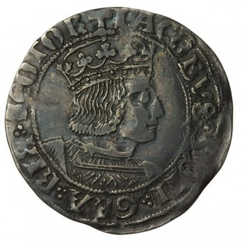 James V Silver Groat - Scottish