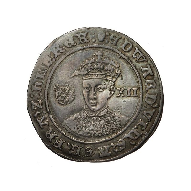 Edward VI Silver Shilling