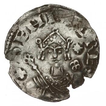 Henry I 'Cross in Quatrefoil' Silver Penny