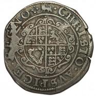 Charles I York Silver Halfcrown