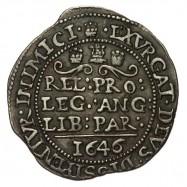 Charles I Brignorth-on-Seven Silver Groat