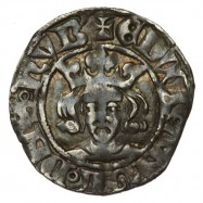 Edward III Silver Penny Class 3