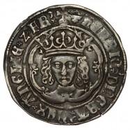 Henry VII Silver Groat
