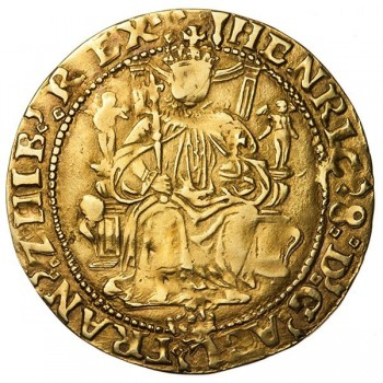 Edward VI Gold Half Sovereign