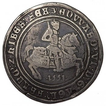 Edward VI Silver Crown