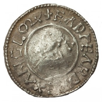 Edward the Martyr Silver Penny