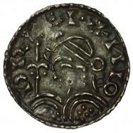Harold I 'Fluer-de-Lis' Silver Penny