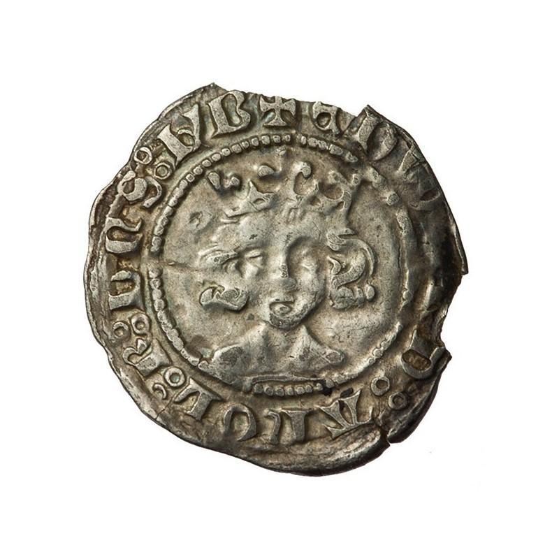 Edward III Silver Penny Treaty F