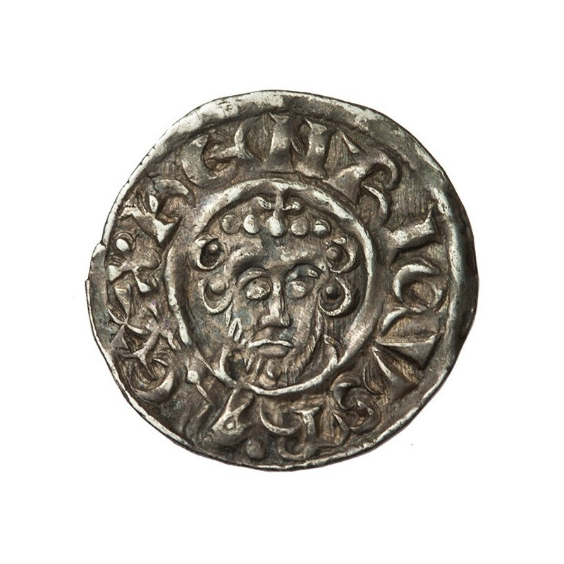 John Silver Penny 5c London
