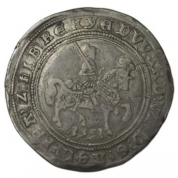 Edward VI Silver Halfcrown