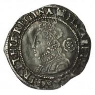 Elizabeth I Silver Threepence 1566