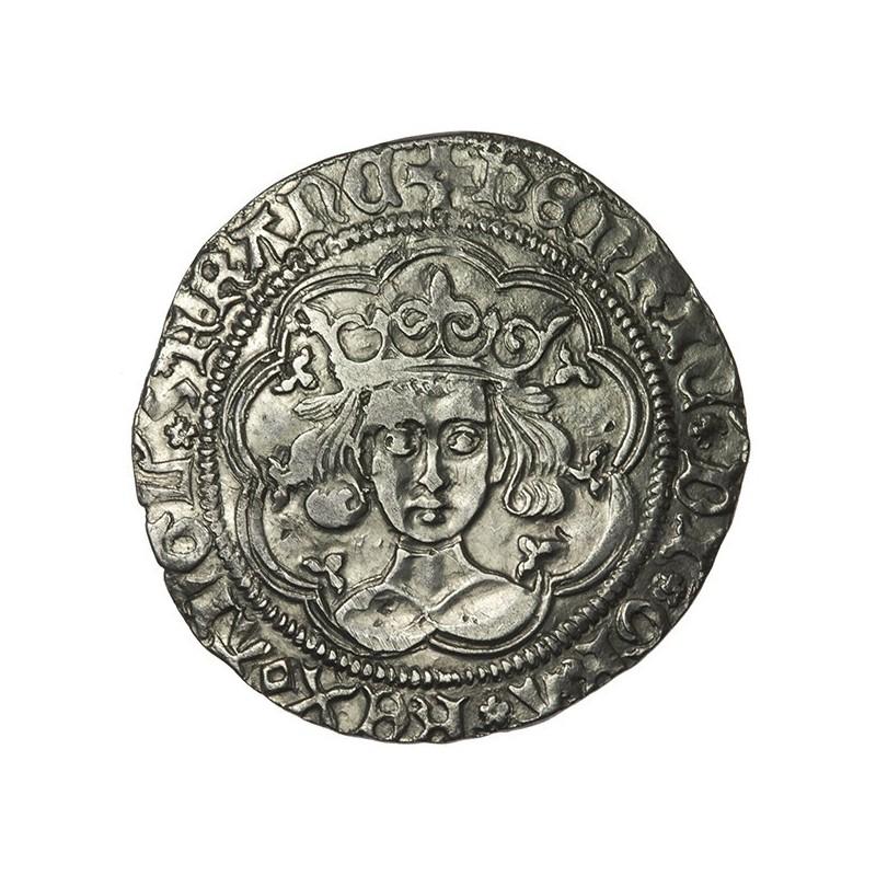 Henry VI Silver Groat