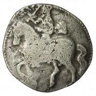 Charles I Silver Halfcrown SA