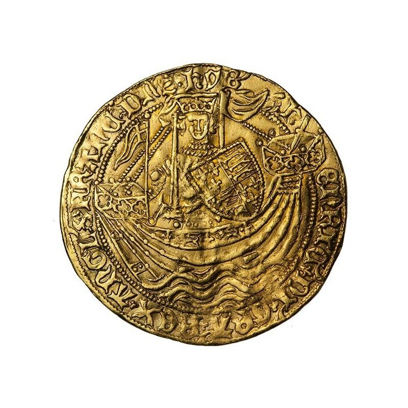 Henry VI Noble Calais