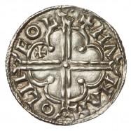 Cnut 'Quatrefoil' Silver Penny