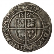 Elizabeth I Silver Threepence 1568