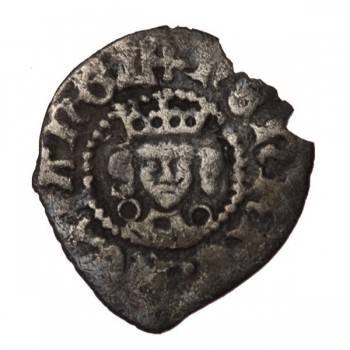 Henry VI Silver Annulet Issue Farthing