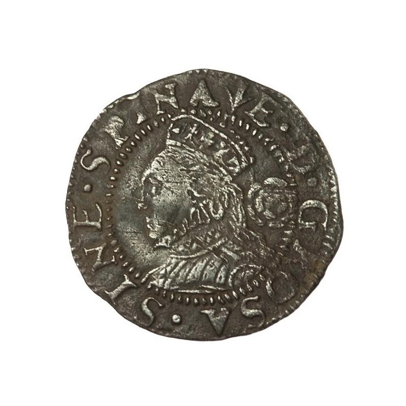 Elizabeth I Silver Threehalfpence