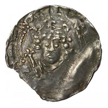 Henry I 'Pellets in Quatrefoil' Silver Penny