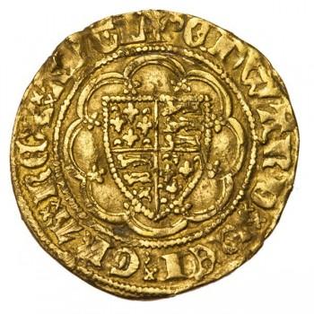 Edward III Gold Quarter Noble