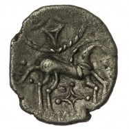 Iceni 'Norfolk God' Boudicca Silver Unit