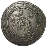 Charles I Silver Half Pound Oxford