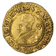 Charles I Gold Crown