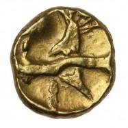 Regini 'Sills Insular CF' Gold Quarter Stater
