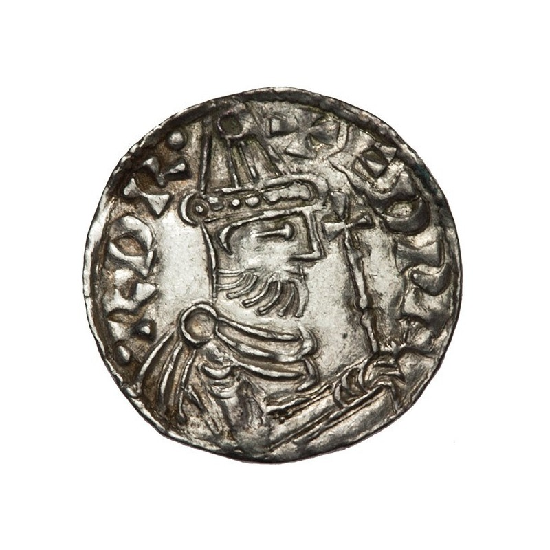 Edward The Confessor 'Pointed Helmet' Silver Penny