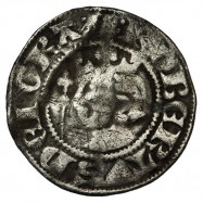 Robert The Bruce Silver Penny - Scottish