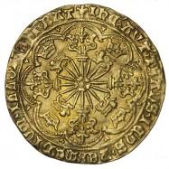 Edward IV Gold Ryal
