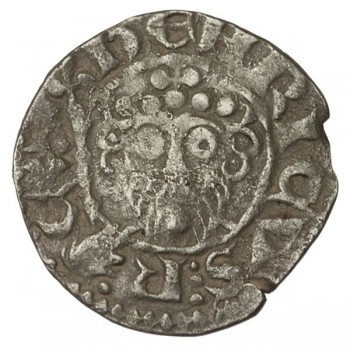 Henry III Silver Penny 8b London
