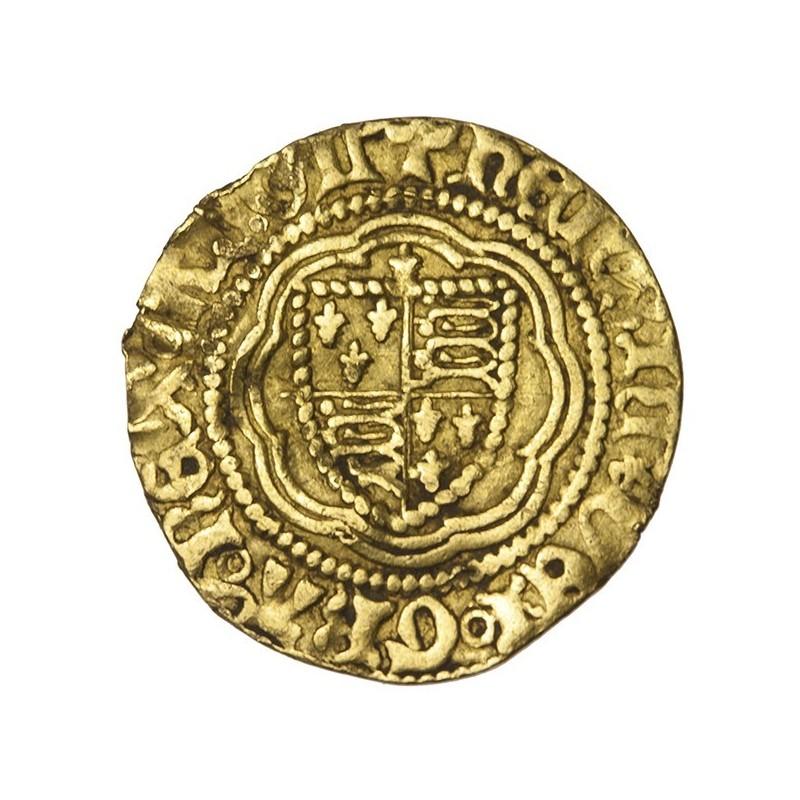 Henry V Gold Quarter Noble