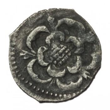 Charles I Silver Halfpenny