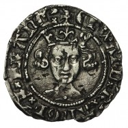 Edward III Silver Penny Post-treaty