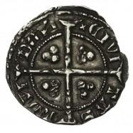 Edward III Silver Penny Post-treaty