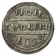 Burgred Silver Penny