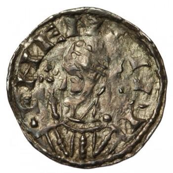 Henry I 'Profile/Cross Fleury' Silver Penny