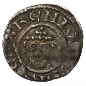 Henry II Silver Penny 1a5