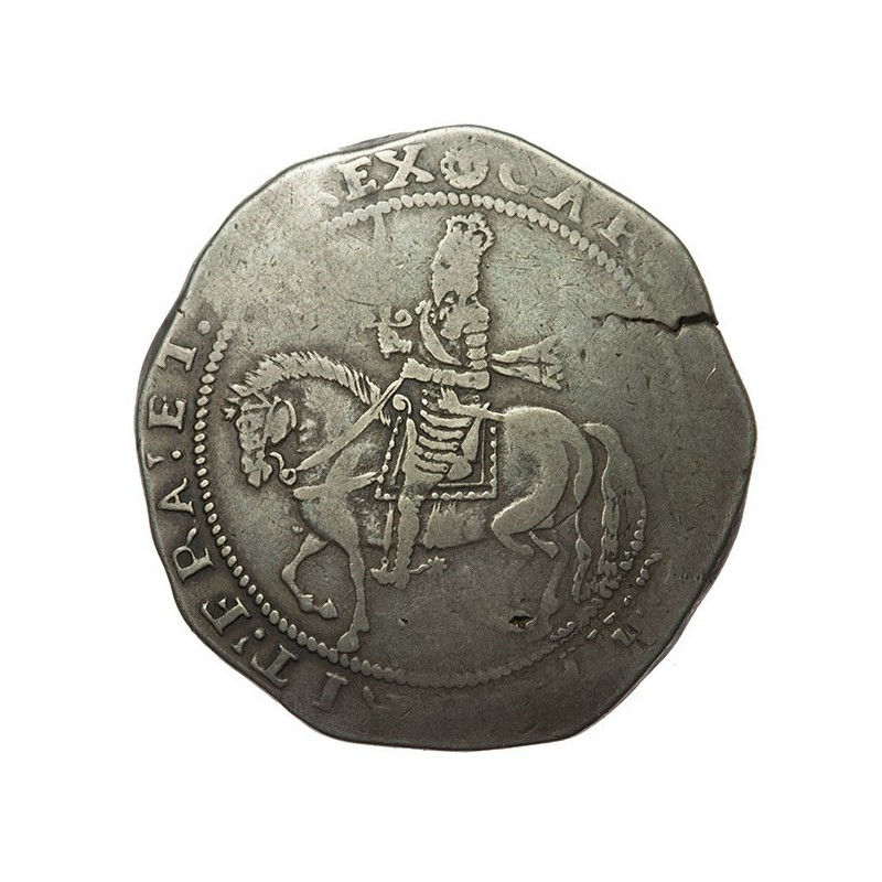 Charles I Silver Truro Crown