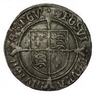 Henry VIII Silver Groat